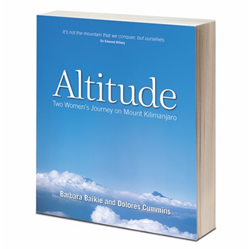 Altitude- The Book